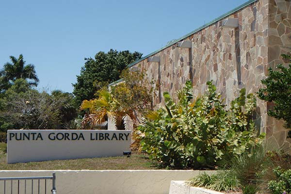 Current Punta Gorda Library