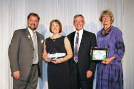 Punta Gorda Chamber D. Heidenreich Nonprofit of the Year Award 2014