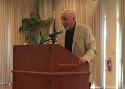2016 Peter Golden Literary Presentation at the Punta Gorda Charlotte Library