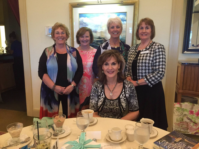2017 Literary Luncheon with Karen White