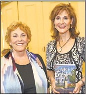 Judi Roth with Karen White
