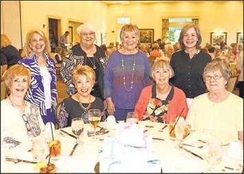 Members of the Friends of the Punta Gorda Library