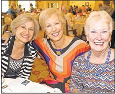 Sue Kapuchinski, Sue Kransy, Carolyn Hamilton