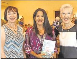 Susan Hills, Lilly Lopez, Juanita Pawlisch