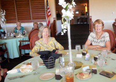 Friends Volunteer Luncheon, 2017