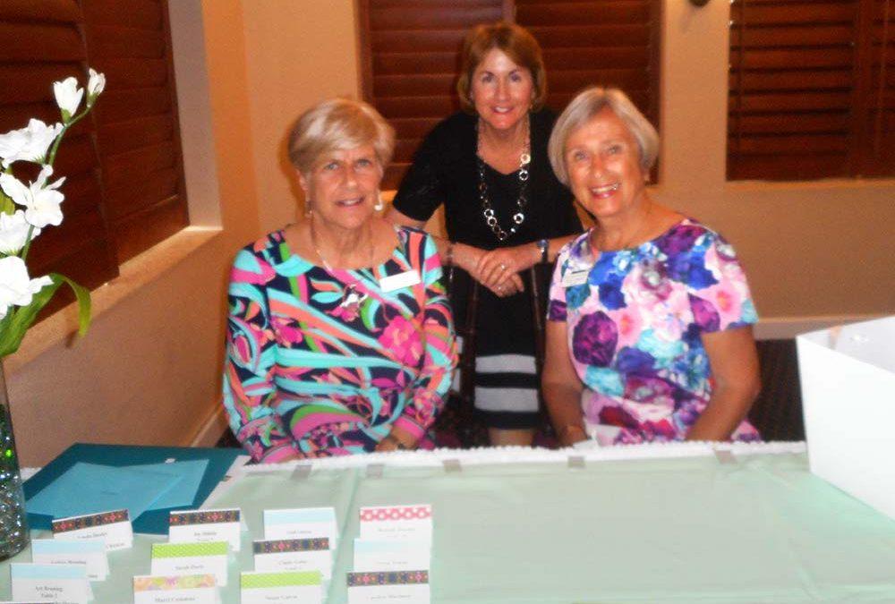 2017 Friends Volunteer Luncheon