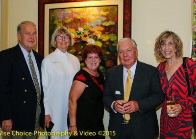 2015 Mary Knowlton at the Chamber