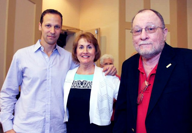 2014 Literary Luncheon with Gregg Hurwitz