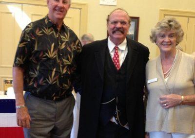 Jim Kelley, Teddy Roosevelt, Martha Kelley