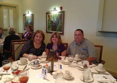 Library Staff, Brenda, Jill, Carl