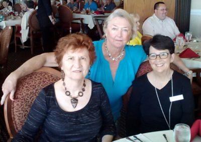 Linda Busler,Cathy Loredo, Sara Benson