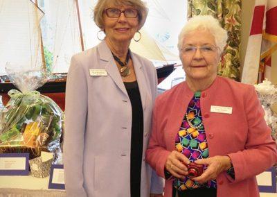 Mary Knowlton and Celia Eames