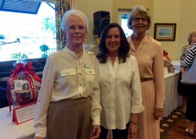 Nancy Lewis, Mary Treworgy, Mary Knowlton