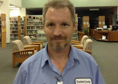 Robert Fair, Punta Gorda Library