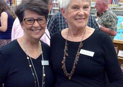 Sara Benson, Penny Shattuck