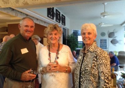 Steve Padgett, Martha Kelley, Nancy Padgett