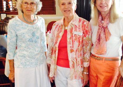 Sue Galvin, Jane Fitzpatrick, Mary Ellen Haney