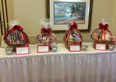 Literary Luncheon Raffle