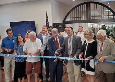 Punta Gorda Charlotte Library | Ribbon Cuttin