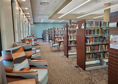 Punta Gorda Charlotte Library | Books & Comfortable Chairs