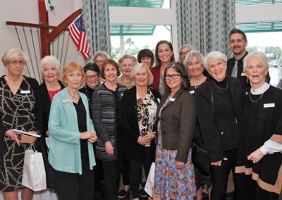 Friends of the Punta Gorda Library, Literary Luncheon 2020